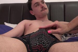 This naughty cougar loves to suck and fuck the cock from their way toy boy